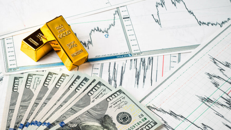 Gold Finally Pushes Above $1,800