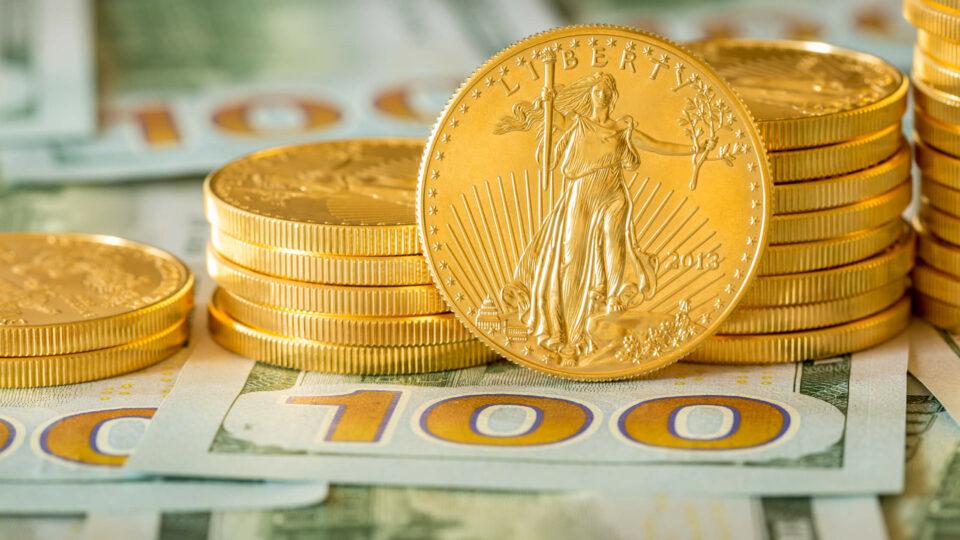 Dollar Declines, Metals Rise