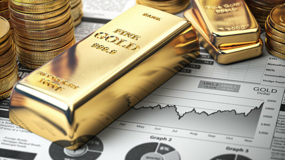 Gold is Sitting in Bull Territory