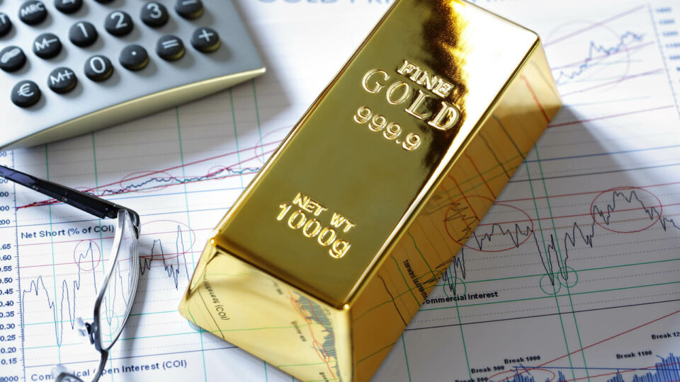 The Gold Rotation: Institutional Investors Seek Stability