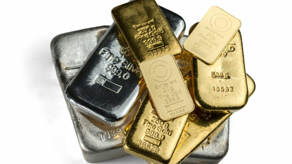 Gold Still Correcting Amid Long Term Dollar Inflation