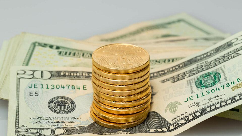 The U.S. dollar losing steam?